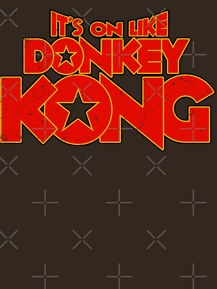 TShirtGifter presents: It's on like Kong! | Unisex T-Shirt