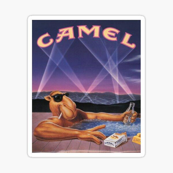 Joe CAMEL Sticker