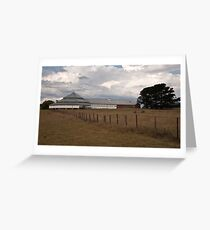 Deeargee Woolshed #1 Greeting Card