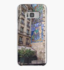 Urban artwork Samsung Galaxy Case/Skin