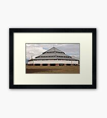 Deeargee Woolshed #2 Framed Print
