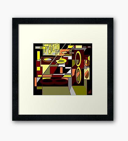 Eternity Framed Print