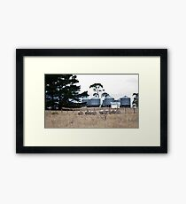Deeargee wethers Framed Print