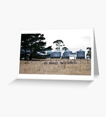 Deeargee wethers Greeting Card