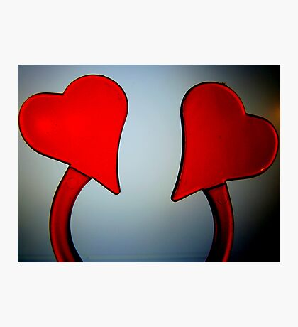 From Heart to Heart Photographic Print
