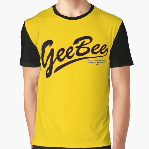 GEE BEE (1 of 3) Graphic T-Shirt
