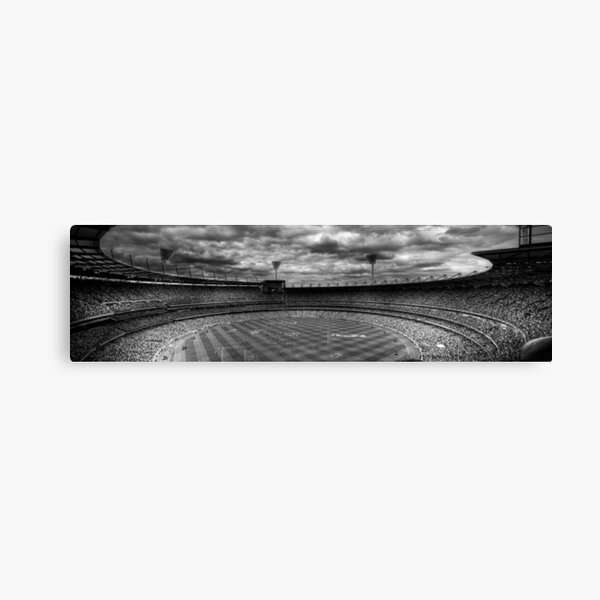Melbourne Cricket Ground - AFL Grand Final 2010 Canvas Print