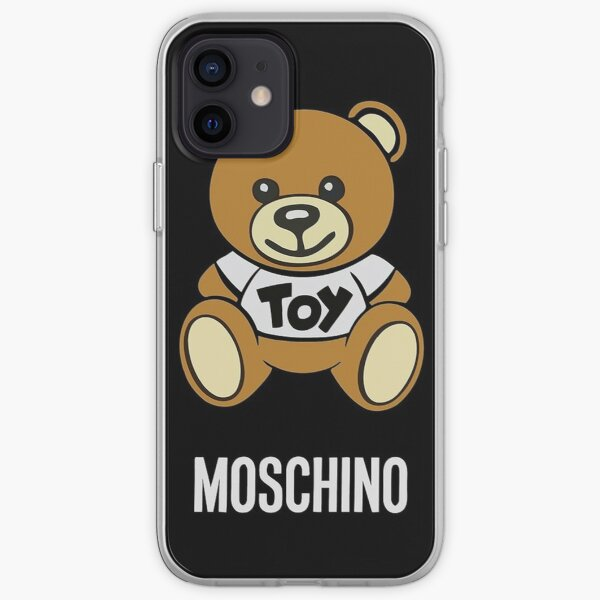 ourson brun Coque souple iPhone