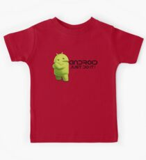 Android - Just do it! Kids Clothes