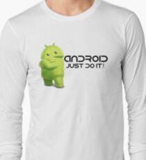 Android - Just do it! T-Shirt