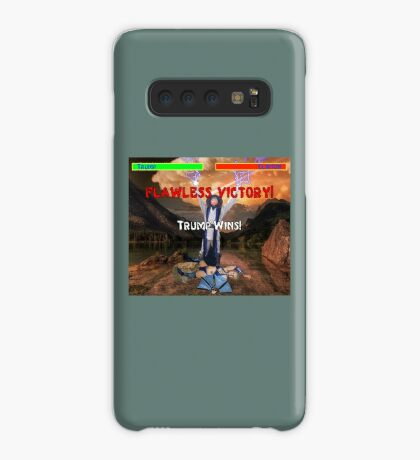 Trump's Flawless Victory Case/Skin for Samsung Galaxy