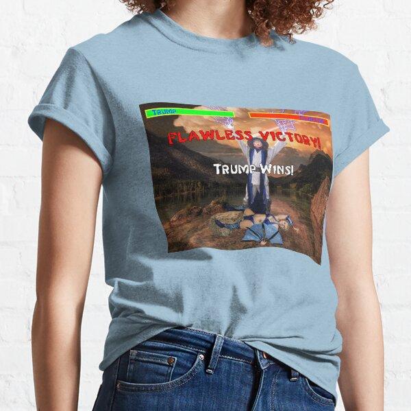 Trump's Flawless Victory Classic T-Shirt