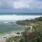 Cabarita Beach by gail woodbury