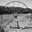 Abandoned Wheel by MichaelCouacaud