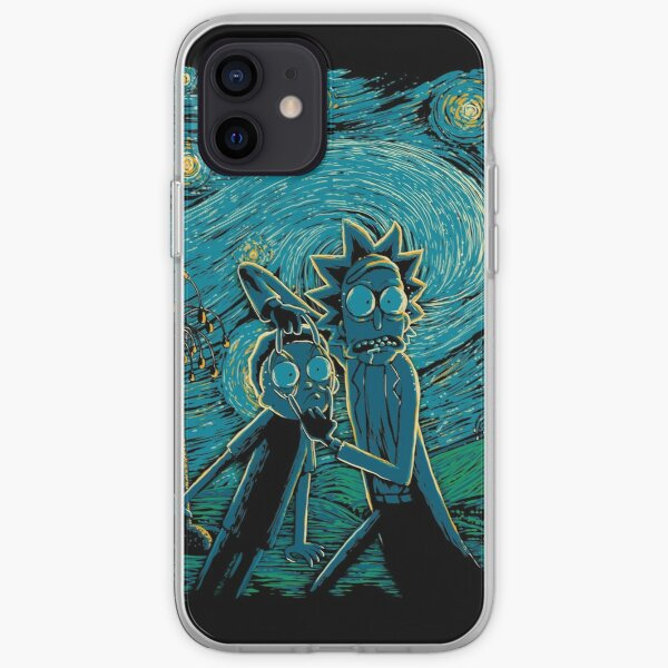 Science impressionniste Coque souple iPhone