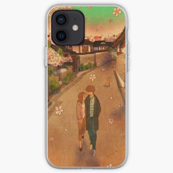 Hanok Village iPhone Soft Case