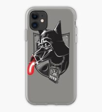 Darth Doggo iPhone Case