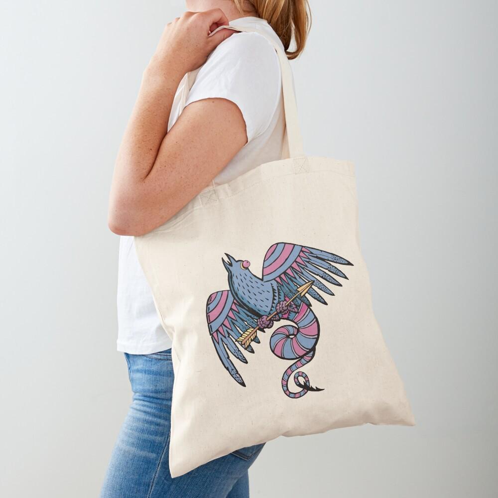 myth bird and the arrow Tote Bag