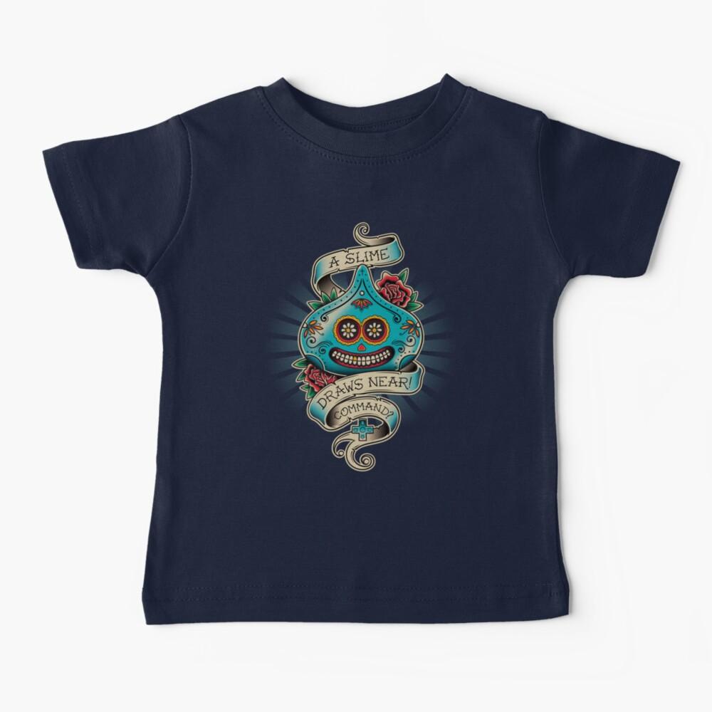 Slime de los Muertos Baby T-Shirt