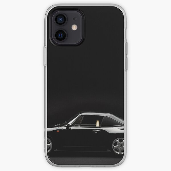 Porsche 911 Carrera ( 933 ) Cabriolet iPhone Soft Case
