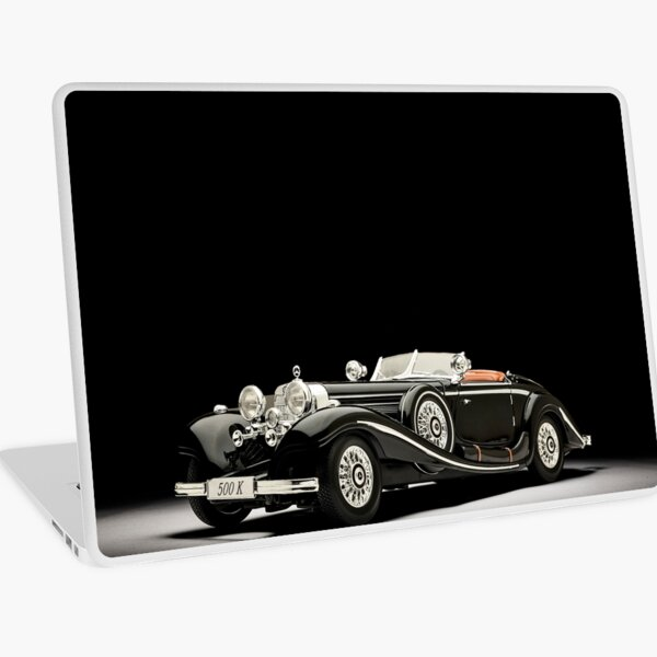 Mercedes Benz 500K Laptop Skin