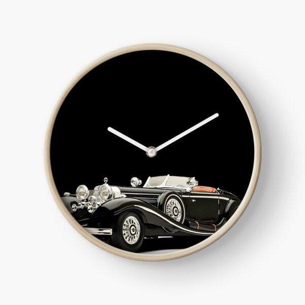 Mercedes Benz 500K Clock