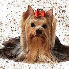 Yorkshire Terrier Mug by leeseylee