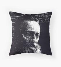 """""""Viktor Schauberger""""- 2010 Throw Pillow"""