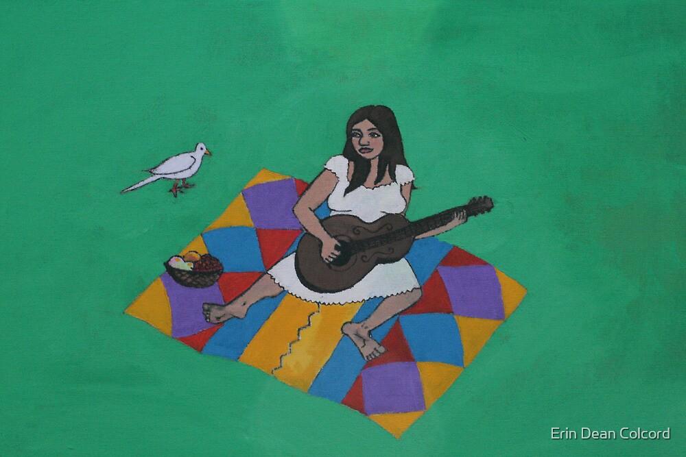El Picnic Del Cantante  by Erin Dean Colcord