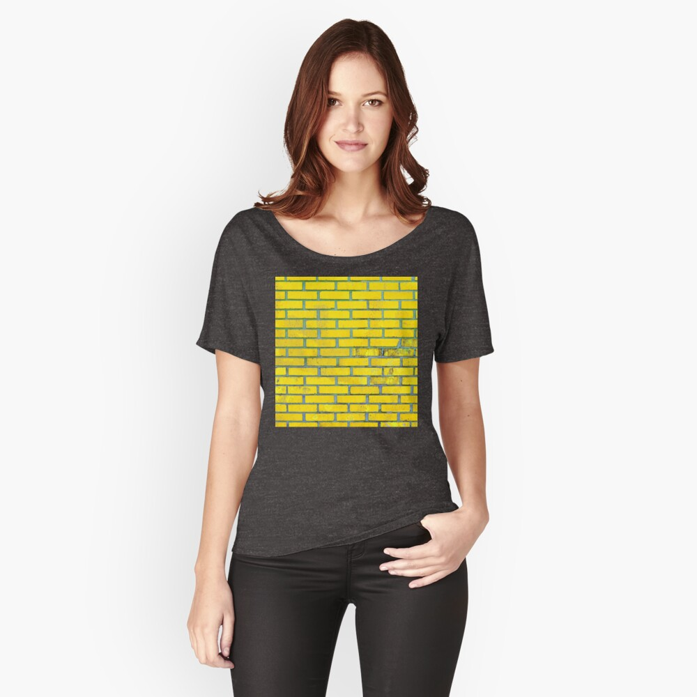Yellow bricks Relaxed Fit T-Shirt
