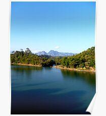 Riverscape Poster