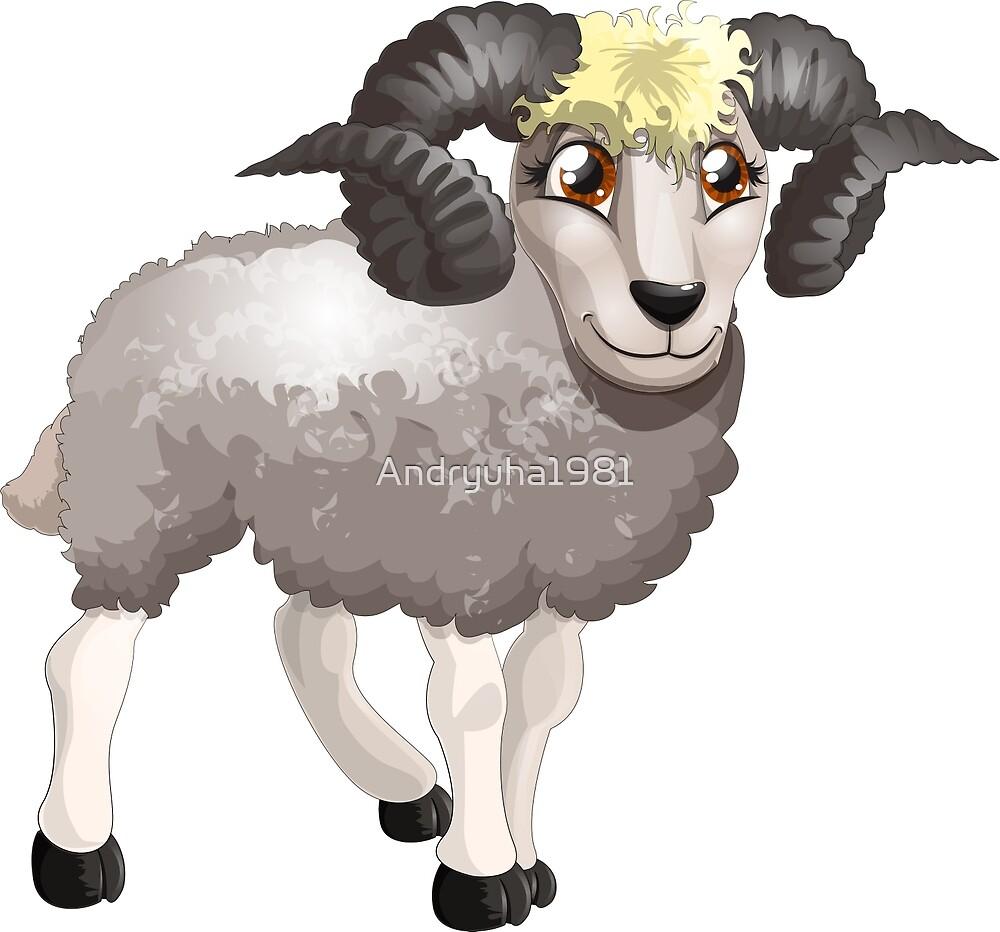 sheep by Andryuha1981