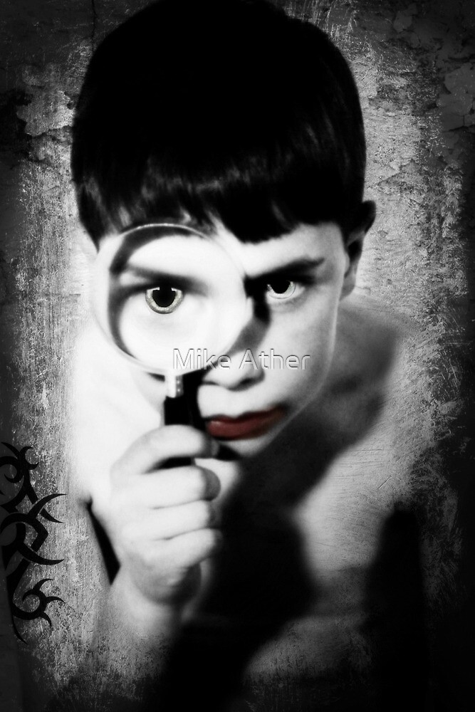 See no Evil. by mike  zodiac