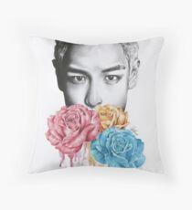 Triad Print - TOP Throw Pillow