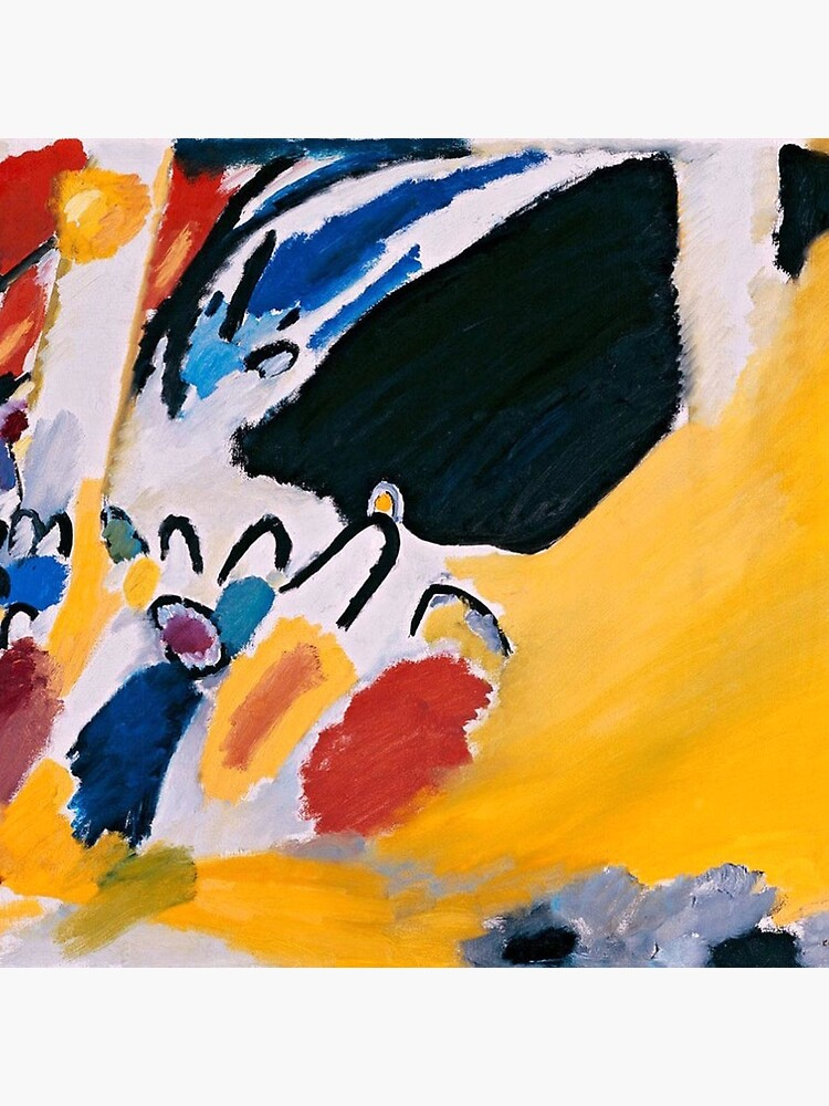 Impression III (Concert), 1911 Wassily Kandinsky by best5trading