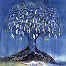 Prayer Tree by Janet Chui