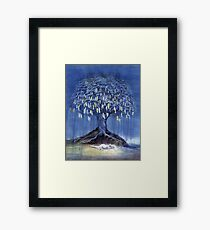 Prayer Tree Framed Print