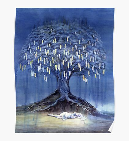 Prayer Tree Poster