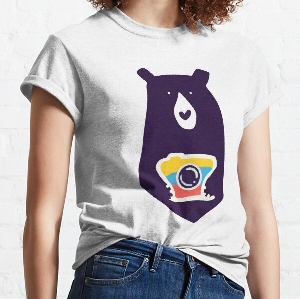 Bearly Photography 2 Classic T-Shirt