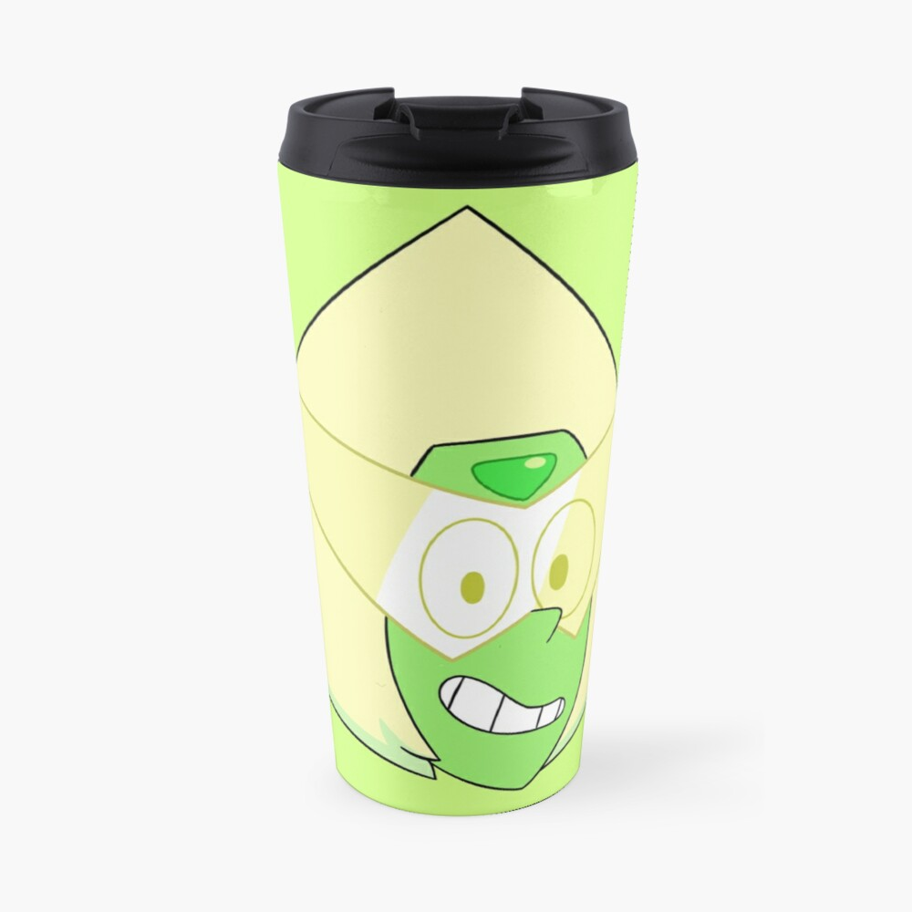 Peridot Travel Mug