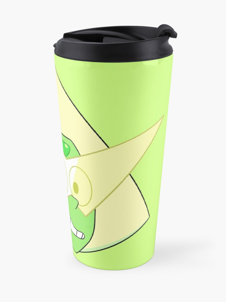 Alternate view of Peridot Travel Mug