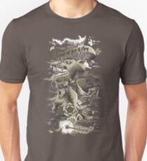 Land of Ice & Fire Slim Fit T-Shirt
