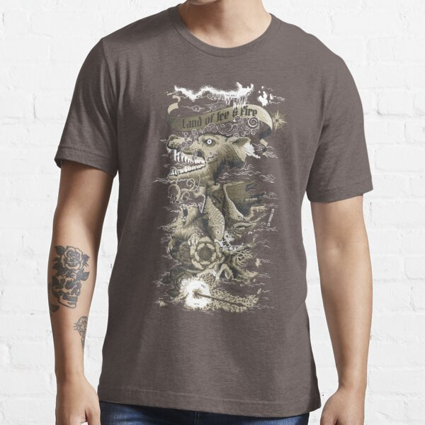 Land of Ice & Fire Essential T-Shirt