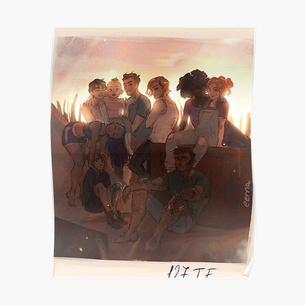 Rampion Crew Reunion Poster