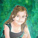 Jade (my daughter) by Jennifer Ingram