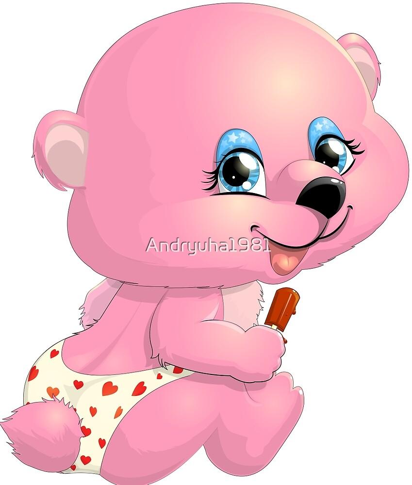 bear by Andryuha1981