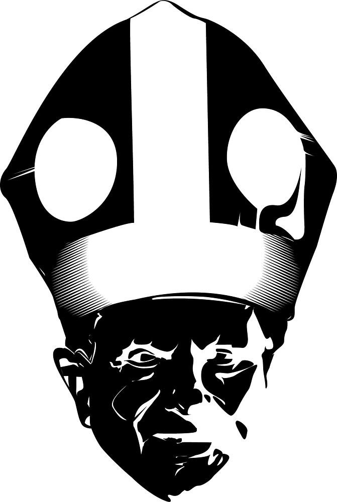Pope by alexrow