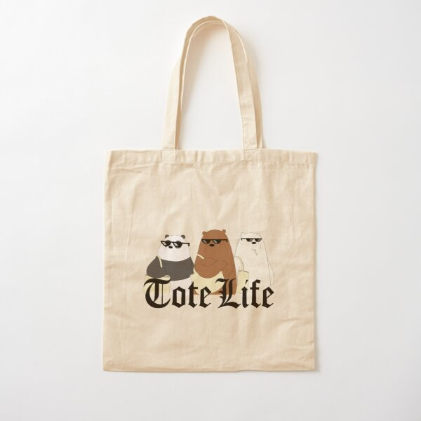 Tote Life! Cotton Tote Bag