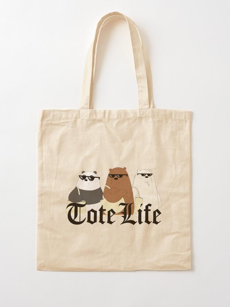 Alternate view of Tote Life! Tote Bag