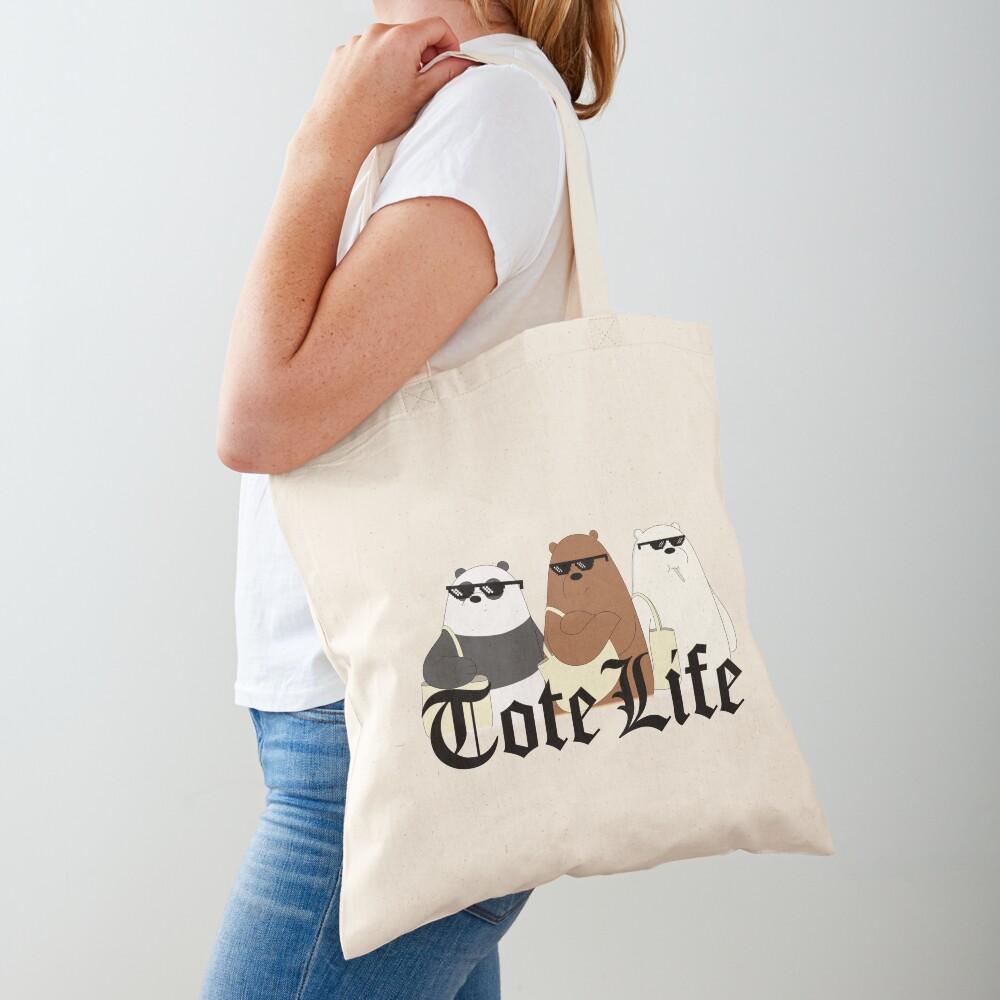 Tote Life! Tote Bag